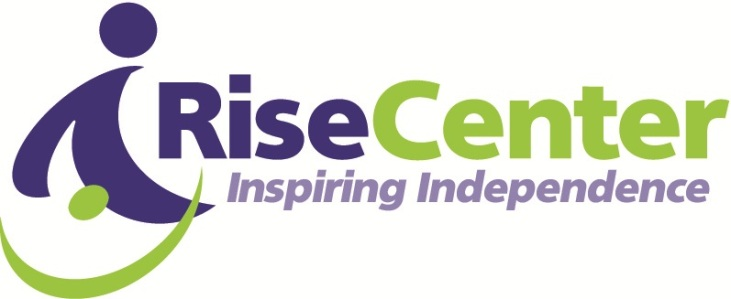 Rise Center Inspiring Independence