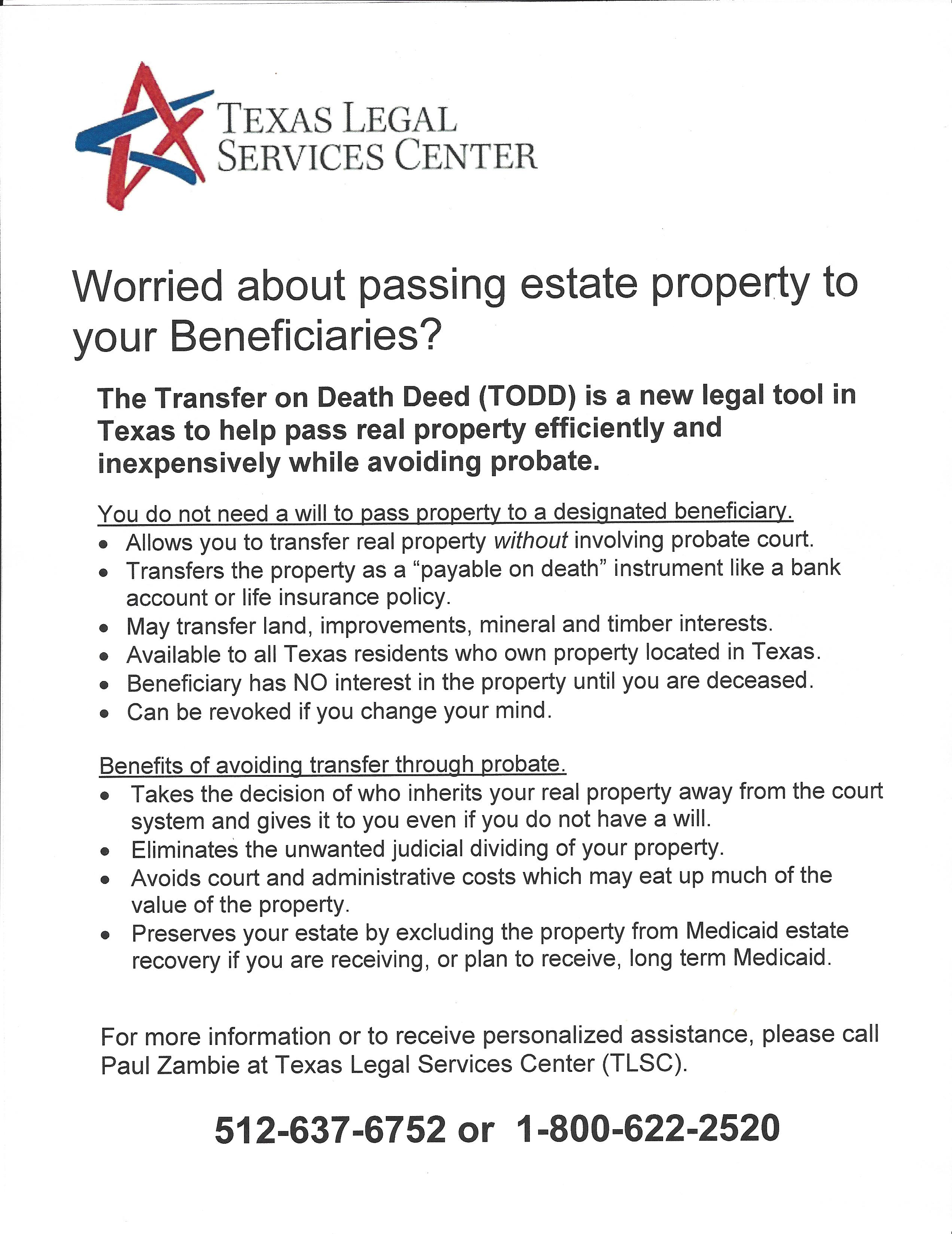 Worried About Passing Estate Property to Your Beneficiaries? Learn ...